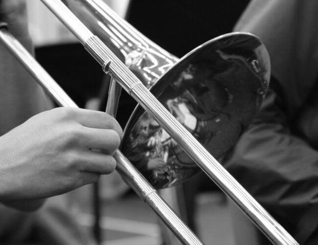 Young Musicians  – Learning The Trombone