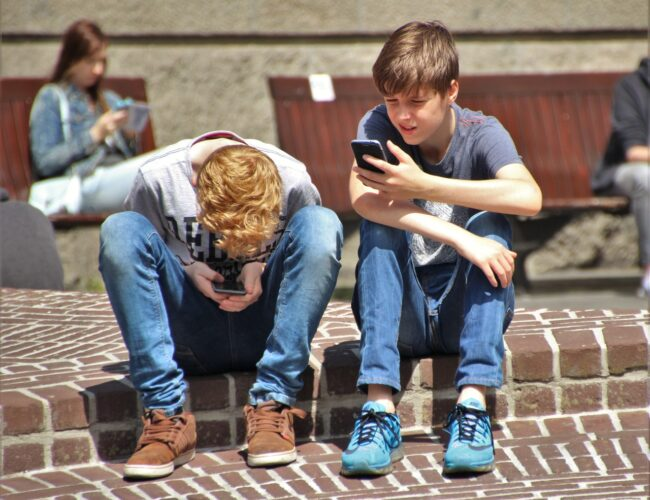 Does My Child Need A Mobile Phone?