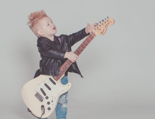 Stimulating Your Kids With Good Music