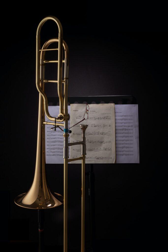 learn the trombone